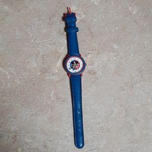 Disney Mickey Mouse Kid's Adjustable Watch, NWOT